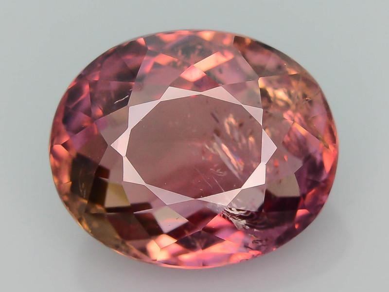 AAA Grade 2.60 ct Amazing Color Tourmaline