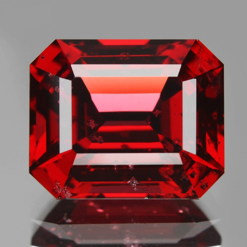 Red Spinel 1.93 Cts Un Heated Red Spinel Natural Gemstone