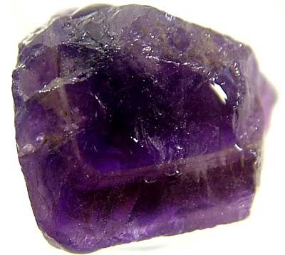 NATURAL AMETHYST ROUGH BEAD 26 CTS TBG-1798