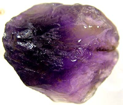 AMETHYST DRILLED BEAD NATURAL 22 CTS LG-1145