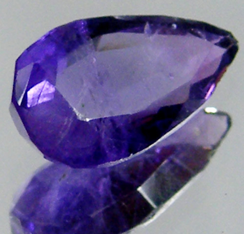 AMETHYST FACETED STONE  2.20 CTS ST 667