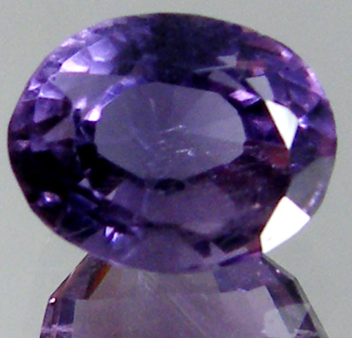 AMETHYST FACETED STONE  4.30 CTS ST 671