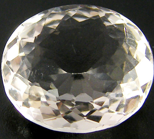 CHAMPAGNE HUE FACETED TOPAZ 8.40  CTS  ST 680