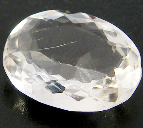 CHAMPAGNE HUE FACETED TOPAZ  5.40 CTS  ST 692