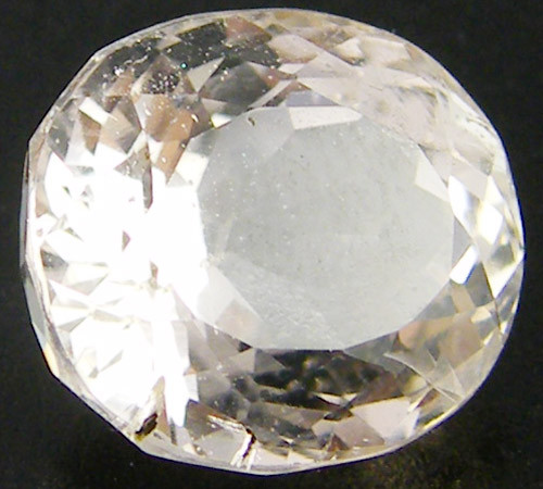 CHAMPAGNE HUE FACETED TOPAZ  8 CTS  ST 701