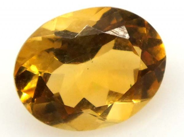 CITRINE FACETED NATURAL STONE 2.15 CTS  TBG-1684