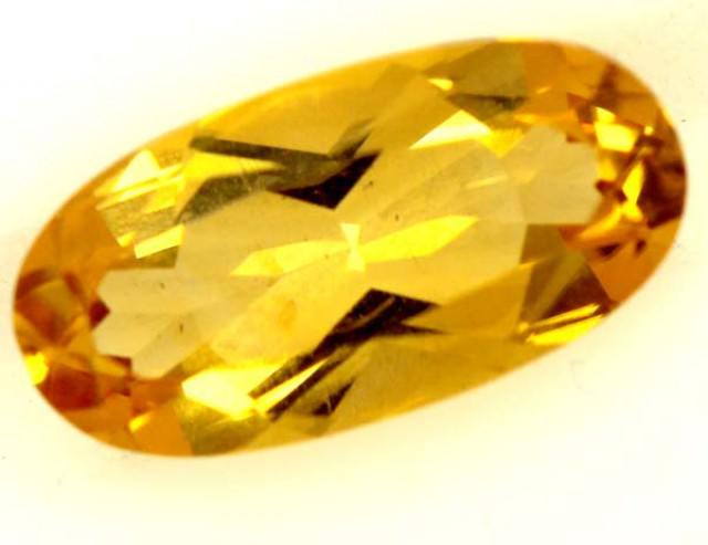 CITRINE NATURAL  FACETED HIGH CLARITY  1.8CTS ADG-615