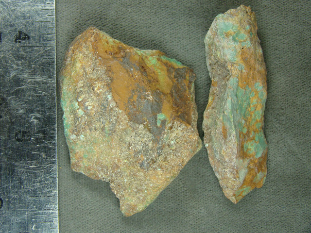 TURQUOISE ROUGH  32GRAMS (GR-8)