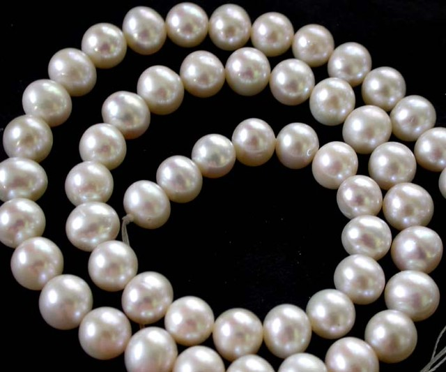 FRESH WATER PEARL STRAND  7-8  MM  168.85 CTS [PF 789]