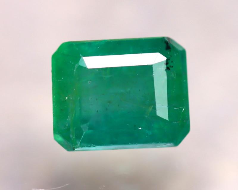Emerald 2.41Ct Natural Zambia Green Emerald E1321/A38
