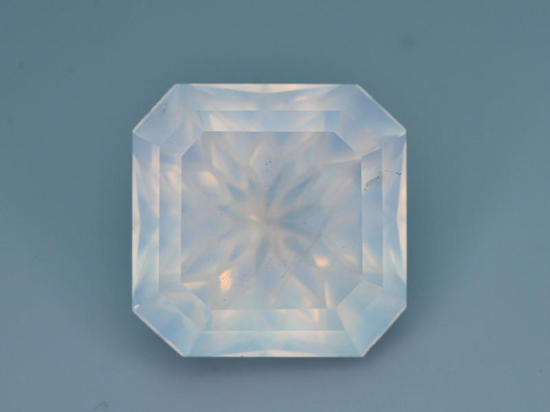 Rare Peach Pink 15.50 ct Feldspar Moonstone~K