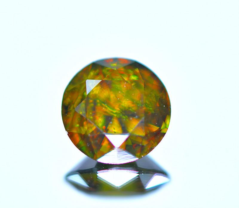 1.49 Carat Top Fire Chrome Sphene (Titanite) Gemstone @Pakistan