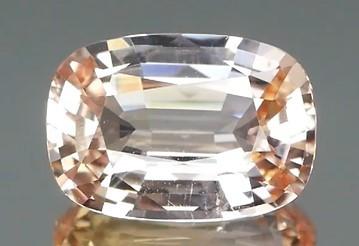 *NR* PADPARADSCHA Sapphire from Sri Lanka 1.34Ct NO HEAT Certified