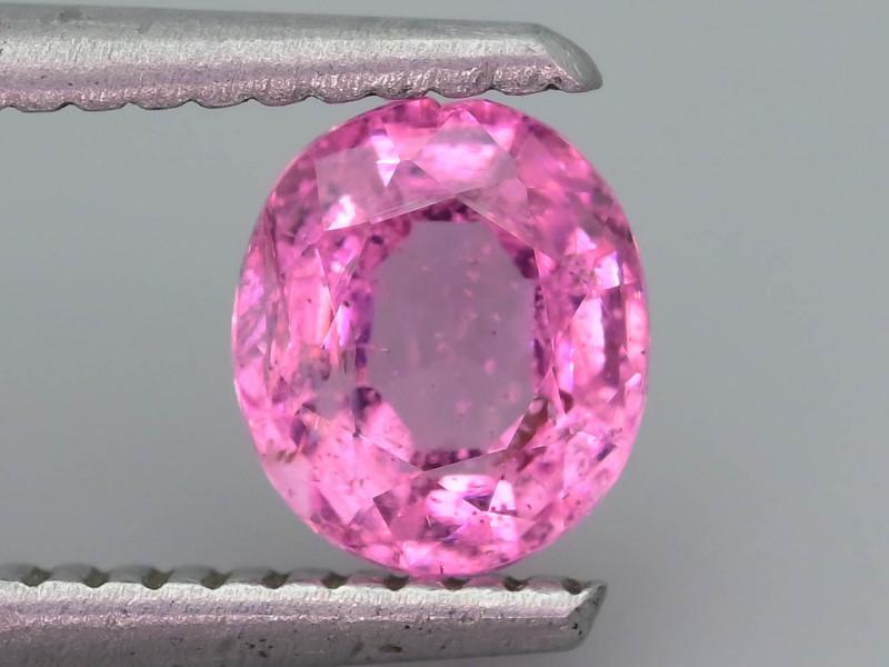 AAA Grade 1.05 ct Pink Spinel Badagashan