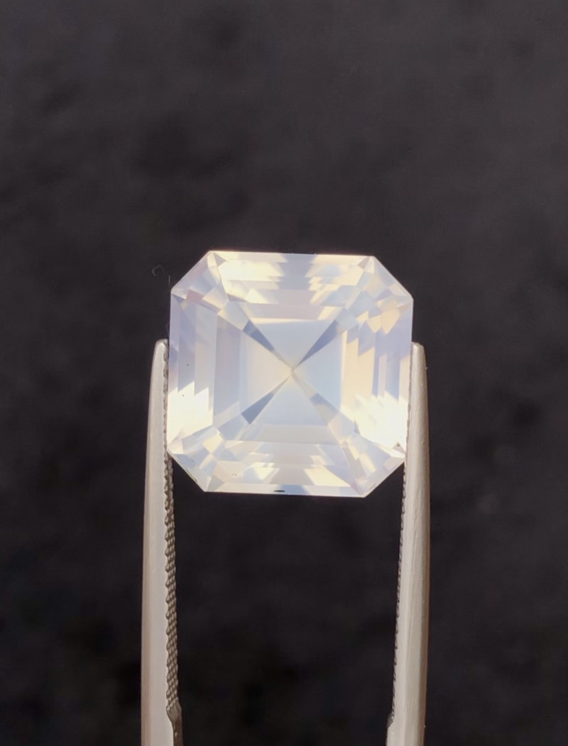 Moonstone Top Quality 12.10 Ct Natural Moonstone Pink Color Moonstone