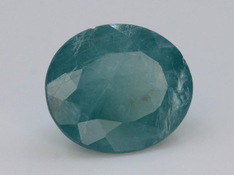 Extreamly Rarest Ct Natural Blue Grandidierite 2.00ct  Madagascar Mined
