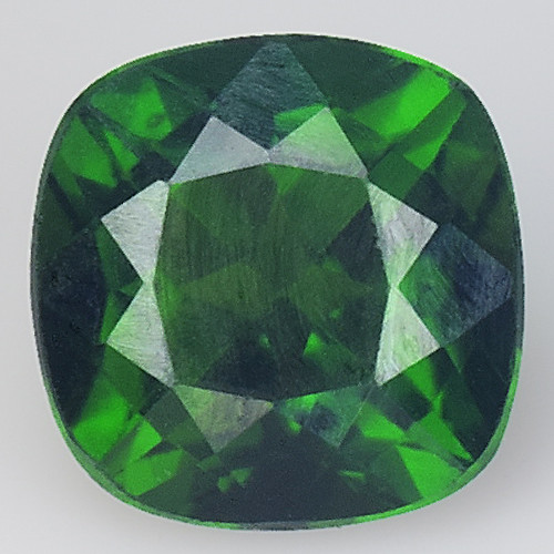 *NoReserve*Chrome Diopside 1.14 Cts Natural Green Color Gemstone