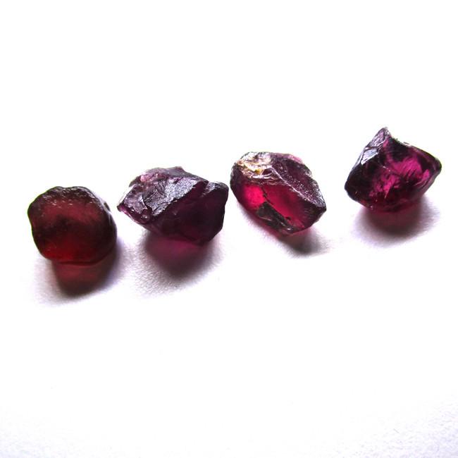 21.74tcw Natural Rhodolite Garnet Facetable