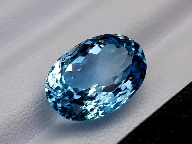 10Crt Blue Topaz Natural Gemstones JI68