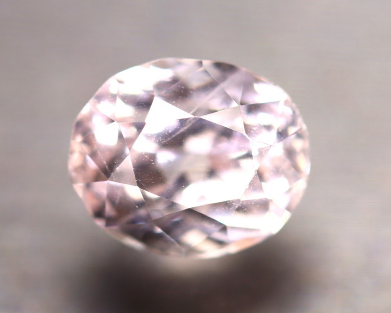 Pink Kunzite 3.78Ct Natural Pakistan Purplish Pink Kunzite E2516/B37