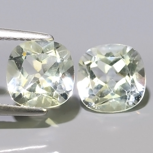 7.50  Cts Excellent white topaz