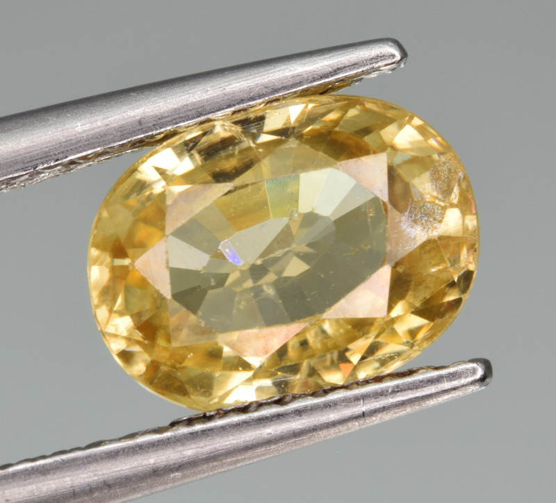 Natural Zircon 3.12  Cts Good Quality from Cambodia
