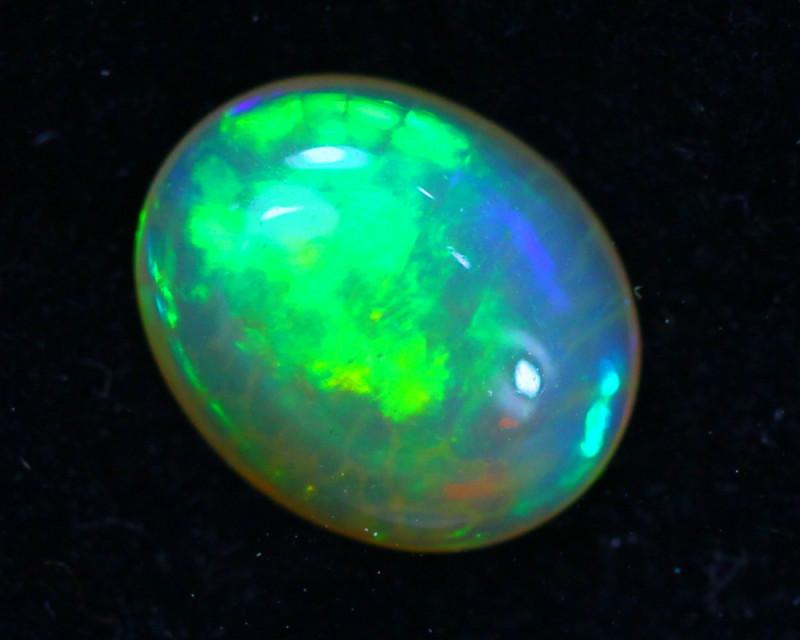 2.39ct Natural Ethiopian Welo Opal Lot Z138