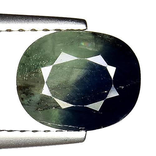 2.88Cts Blue Sapphire SP03