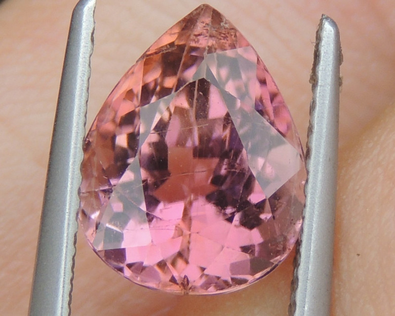 3.47cts Polychrome Tourmaline,  Special Color
