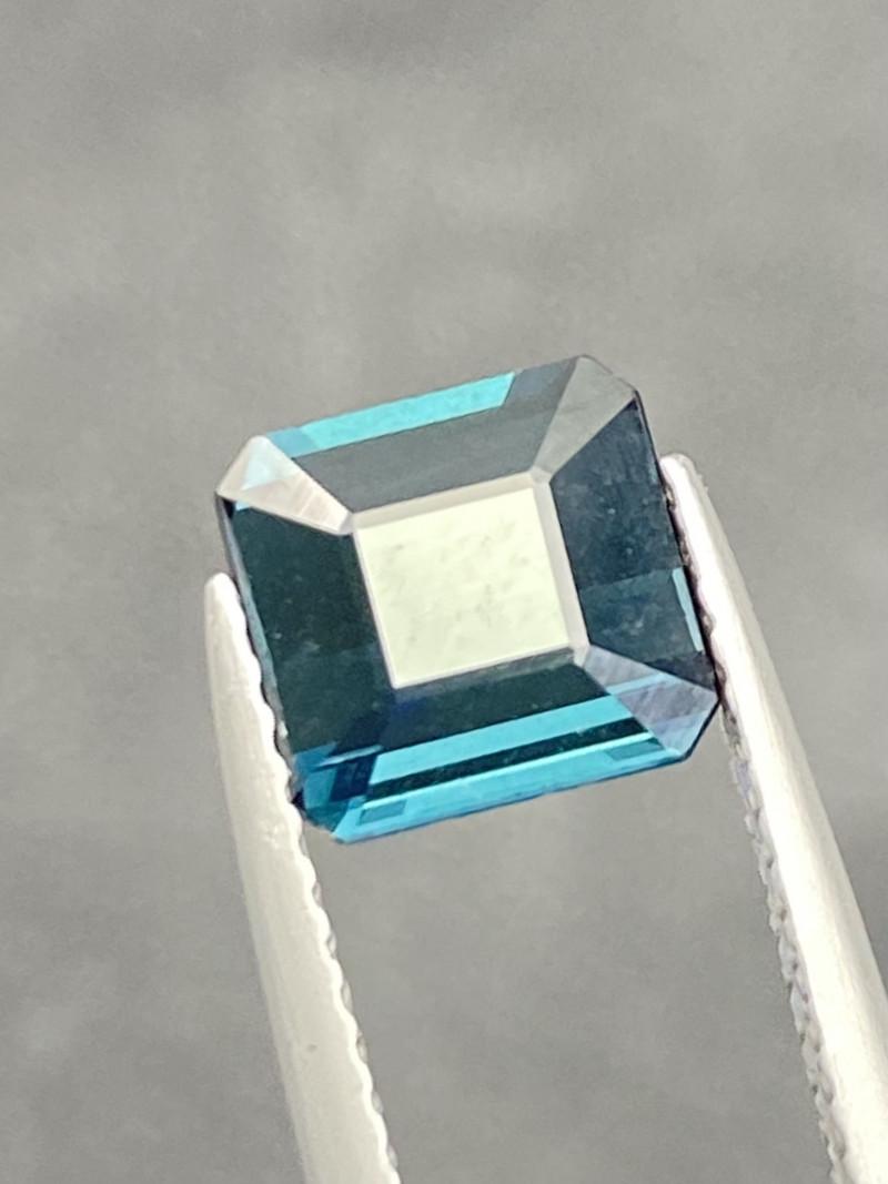 Natural Blue Tourmaline 1.65 Cts Good Quality Gemstone