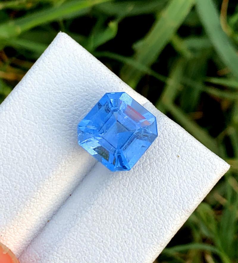 4.50 cts Santa Maria Color Aquamarine