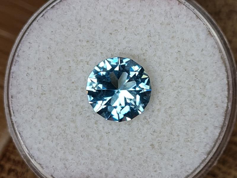 1,68ct Aquamarine - Master cut!