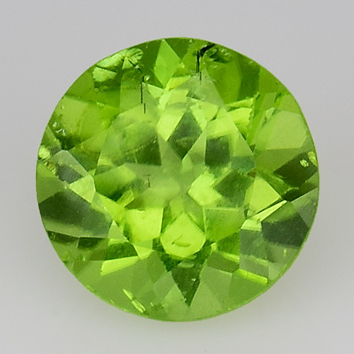 2.01Ct Burma Peridot Fine Cut Quality Gemstone PR2