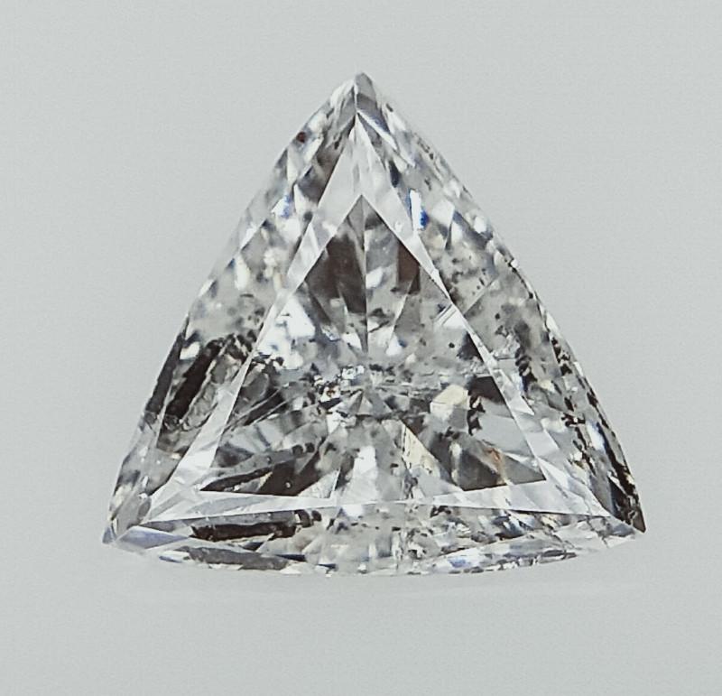 0.49 cts Fancy Colored Diamonds , Fancy Shaped Diamond