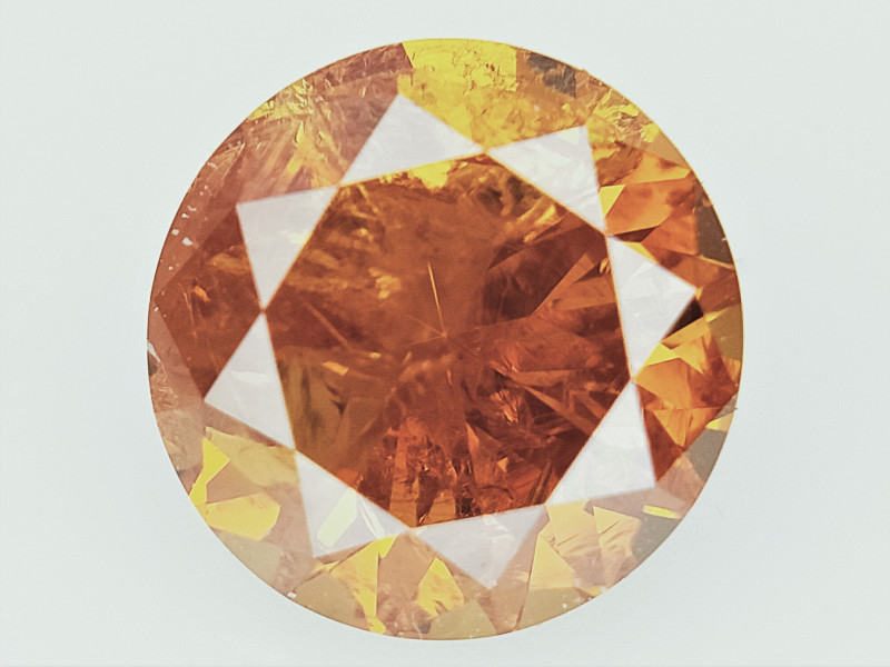 0.87cts , Round Brilliant Cut Diamonds
