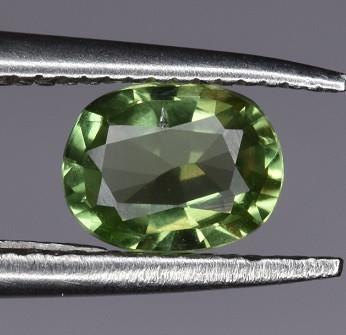 Natural Beautiful Green Tourmaline 0.43 CTS Gem