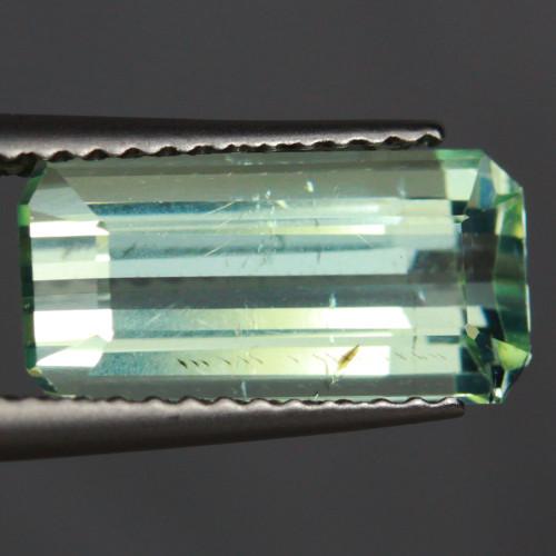 3.13 CT Copper Bearing Natural Mozambique Tourmaline-TE56