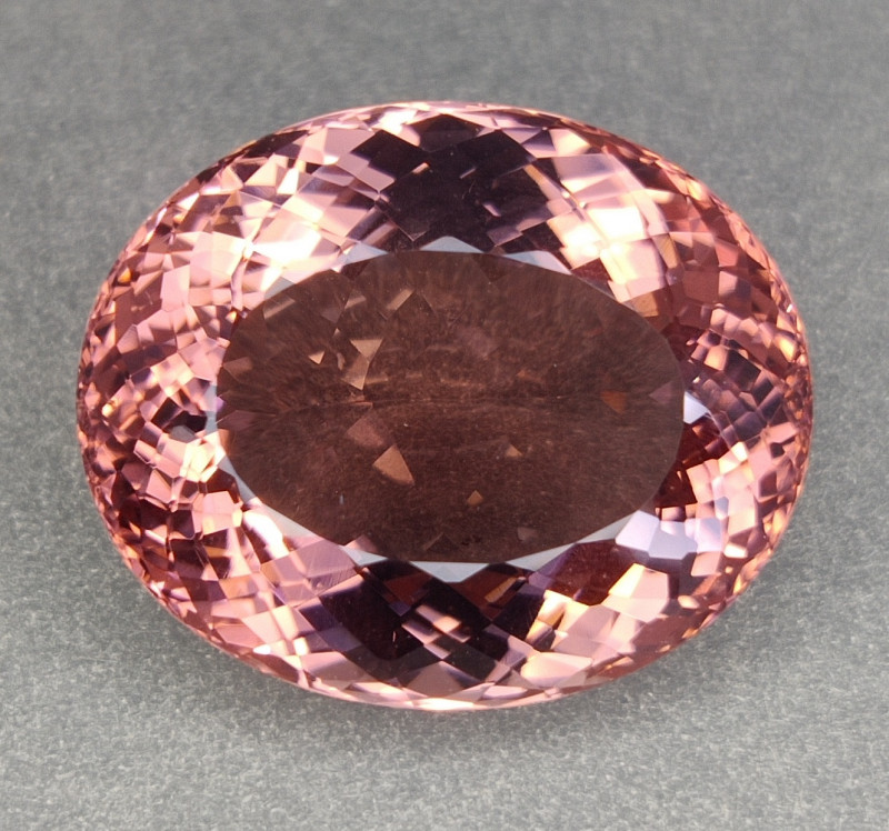 23.32 CTS 100% NATURAL RARE UNHEATED MORGANITE EXCELLENT