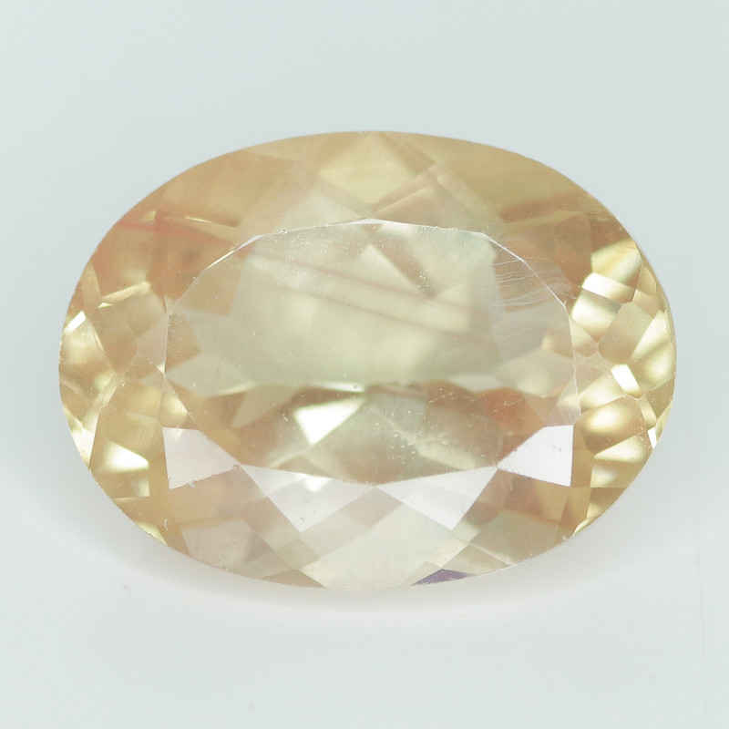 7.15 Cts Rare Untreated Yellow Andesine Natural Gemstone
