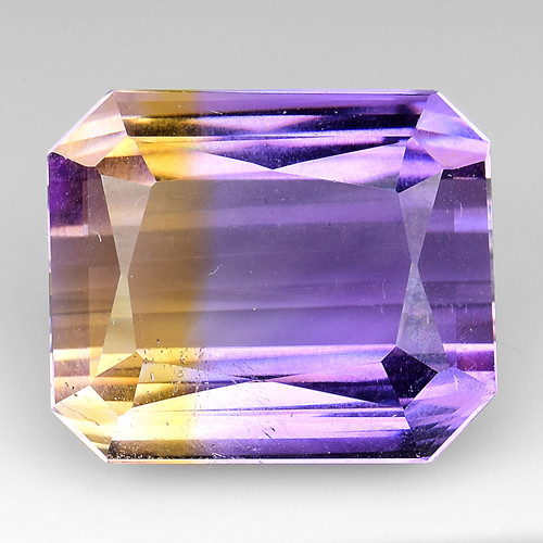 13.49Ct Bolivian Ametrine  Top Quality Gemstone AMT 1