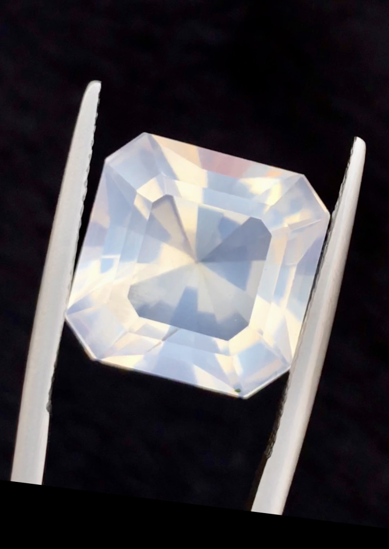 Moonstone Top Quality 11.45 ct Natural Moonstone Pink Color Moonstone