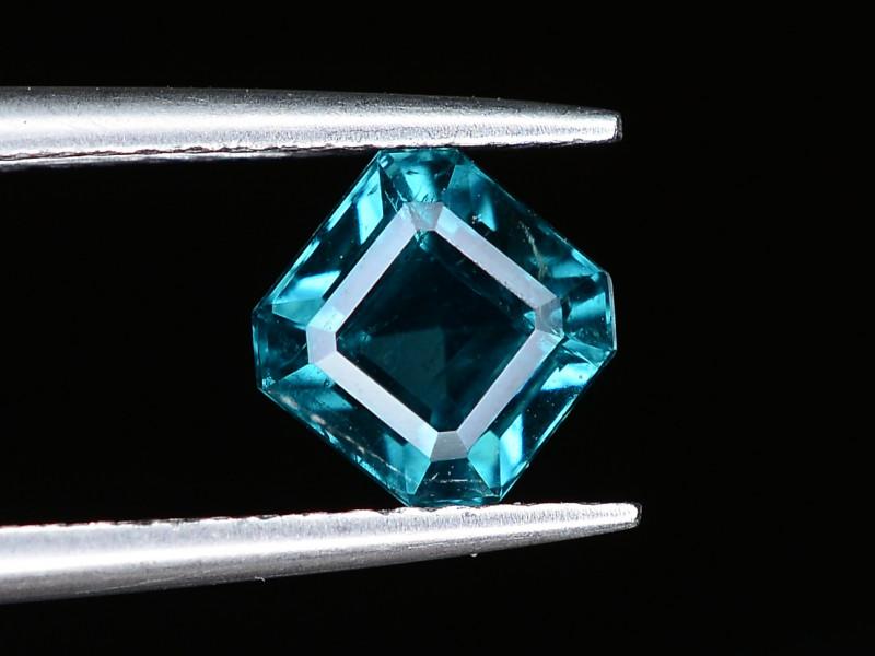 1.05 ct Natural Blue Indicolite Transparent Tourmaline