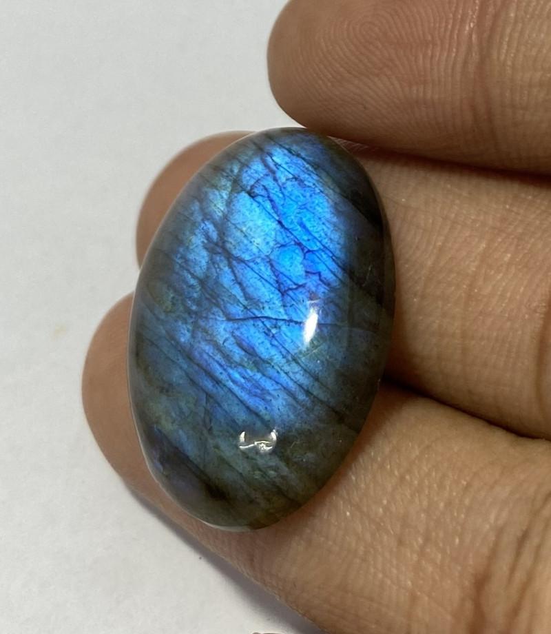 23.5 Cts Natural Labradorite loose Gemstone 76