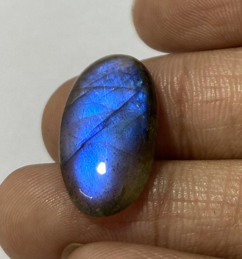 9.60 Cts Natural Labradorite loose Gemstone 79