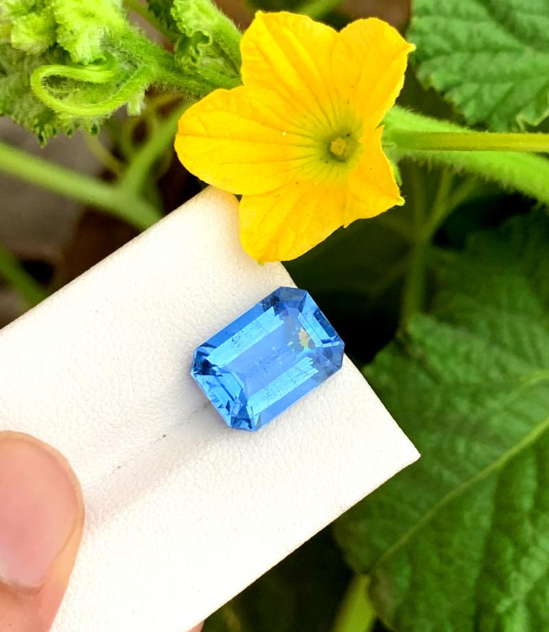 5.50 cts Santa Maria Color Aquamarine