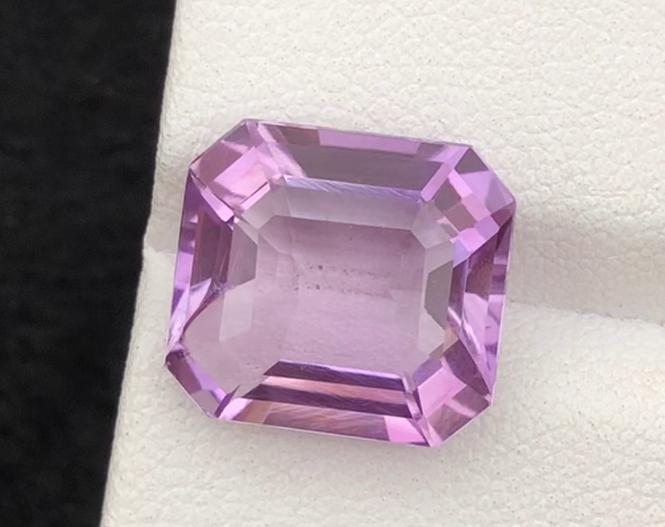 Beautiful Cut 7.80 carats, Natural Amethyst.