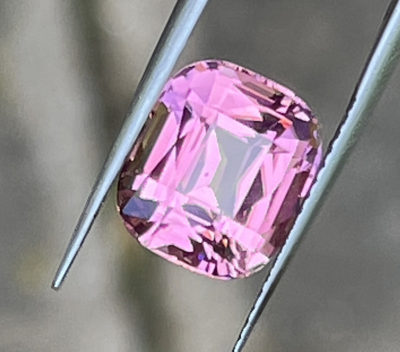 Master cut to GIA exacting standards for no window or extinction of color.   You can see how much more beautiful this is than some you might see.
