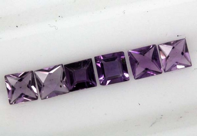 AMETHYST FACETED STONE 1.70 CTS  CG-838