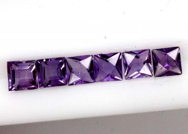 AMETHYST FACETED STONE 1.90 CTS  CG-1021