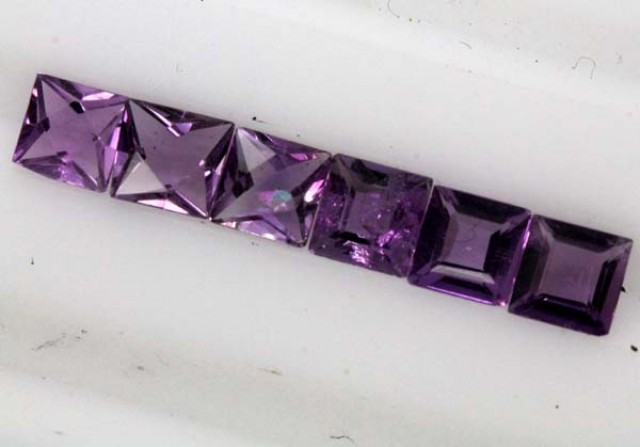 AMETHYST FACETED STONE 1.85 CTS  CG-837